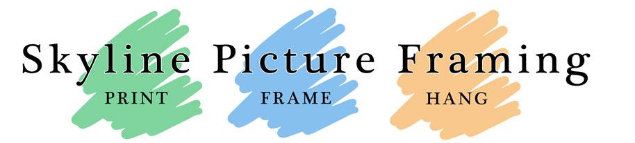 SkyLine Framing Logo